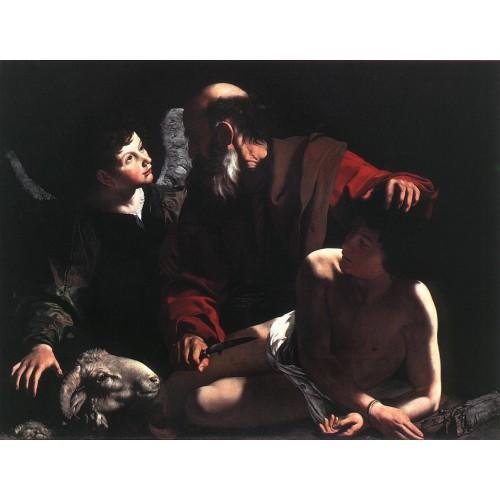 The Sacrifice of Isaac 2