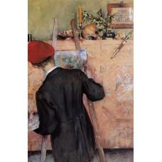 The Still Life Painter