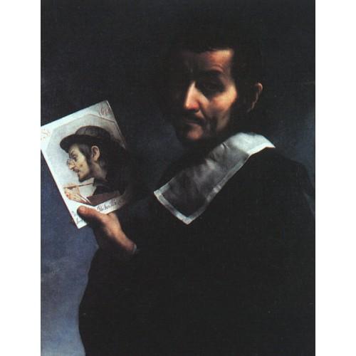Portrait of Ainolfo de' Bardi