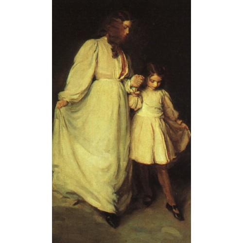 Dorothea and Francesca