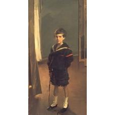 Portrait of James Murdock Clark Jr