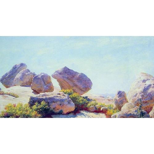 Boulders on Bear Cliff