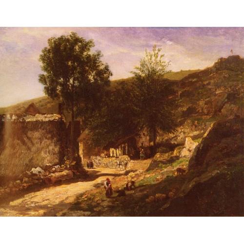 Entree De Village
