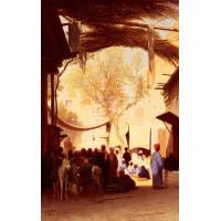 A Market Place Cairo