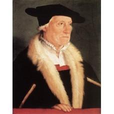 Portrait of the Cosmographer Sebastien Munster