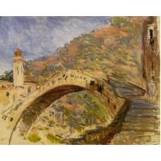 Bridge at Dolceacqua