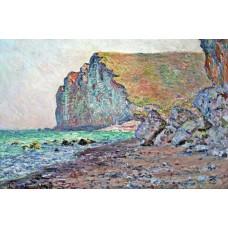 Cliffs of les petites dalles 2