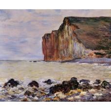 Cliffs of Les Petites Dalles