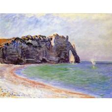 Etretat the Porte d'Aval