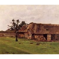 Farm near Honfleur