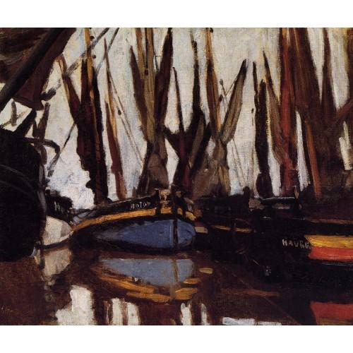 Fishing Boats (study)