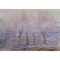 Flood at Giverny