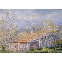 Gardener's House at Antibes