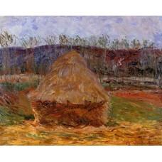 Grainstacks at Giverny