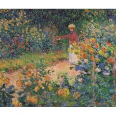 In the garden 1