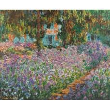 Irises in monet s garden 3