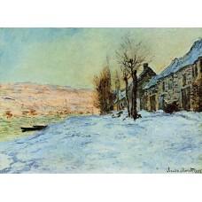 Lavacourt Sun and Snow
