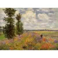 Poppy Field Argenteuil