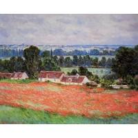 Poppy Field Giverny