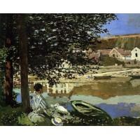 River Scene at Bennecourt