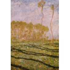 Springtime Landscape at Giverny