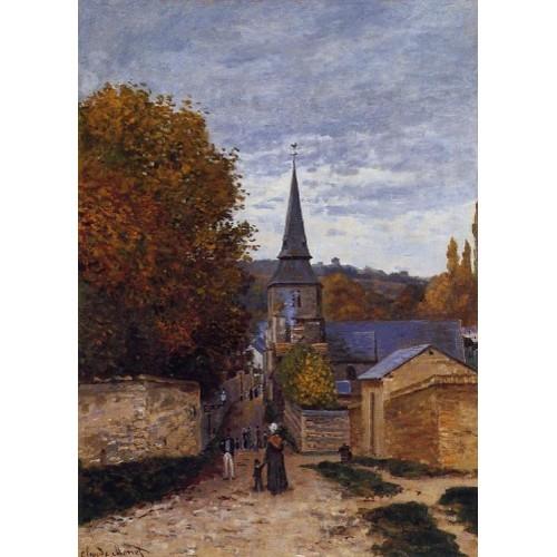 Street in Sainte Adresse