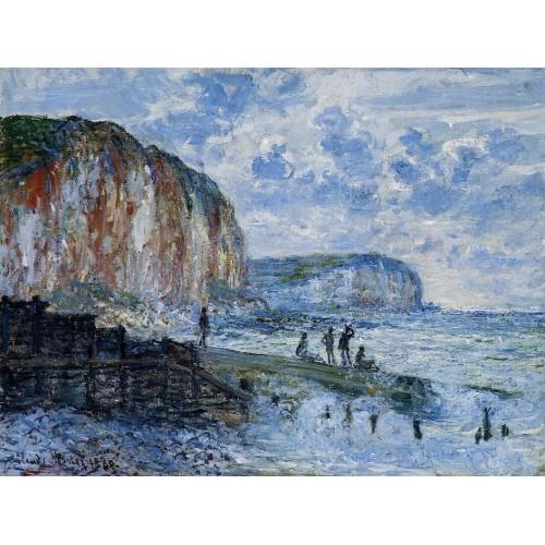 The Cliffs of Les Petites Dalles