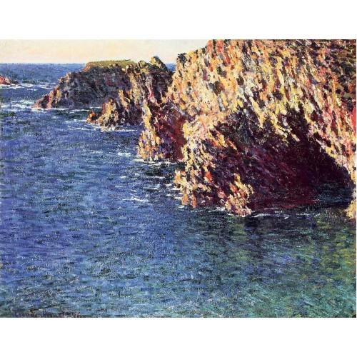 The Grotta of Port Domois