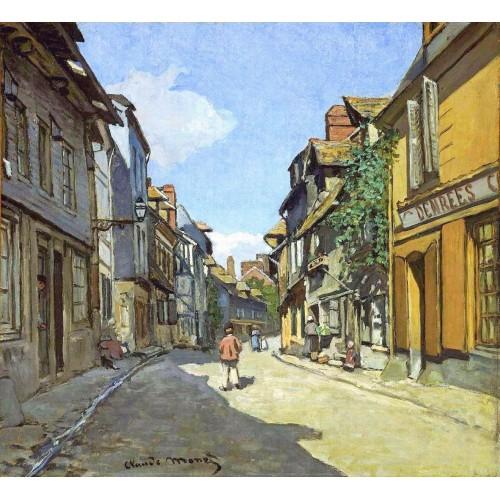 The la rue bavolle at honfleur