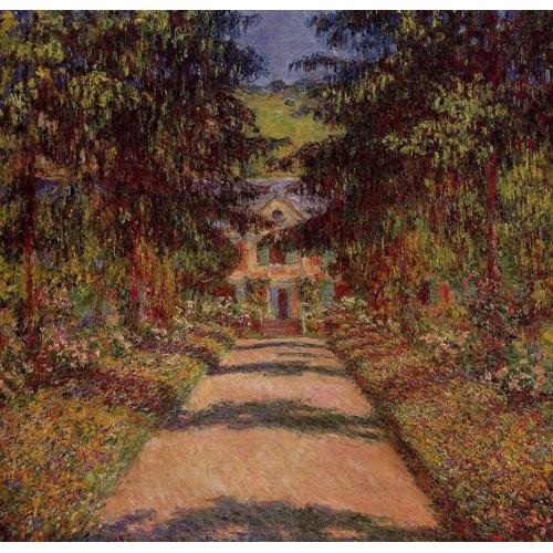 The Main Path at Giverny