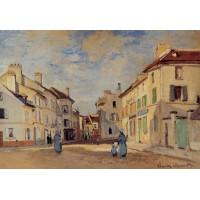 The Old Rue de la Chaussee Argenteuil