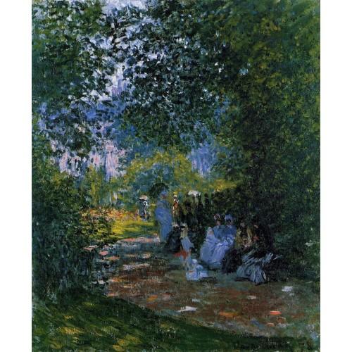 The Parc Monceau Paris 3