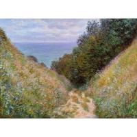 The Path at La Cavee Pourville