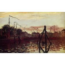 The Port of Zaandam