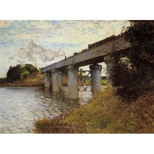 The Railway Bridge at Argenteuil 2