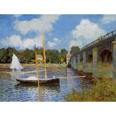 The Road Bridge at Argenteuil 1