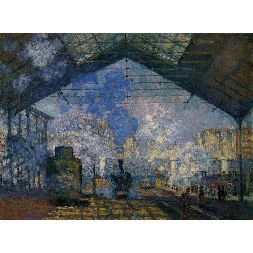 The Saint Lazare Station 2