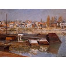 The Seine at Asnieres