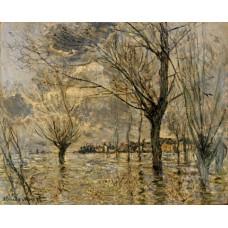 Vetheuil l inondation