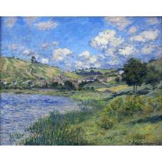 Vetheuil paysage