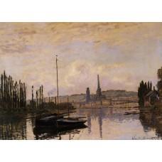 View of Rouen