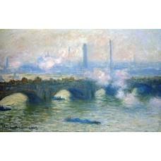 Waterloo bridge london 1