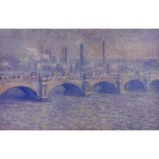Waterloo bridge sunlight effect 6