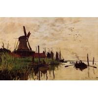 Windmill at Zaandam 1