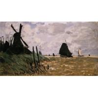 Windmill at Zaandam 2