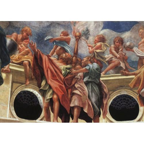Assumption of the Virgin the Apostles