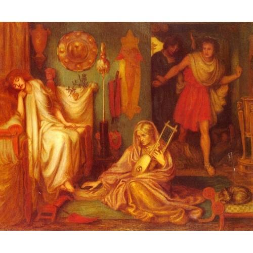 The Return Of Tibullus To Delia