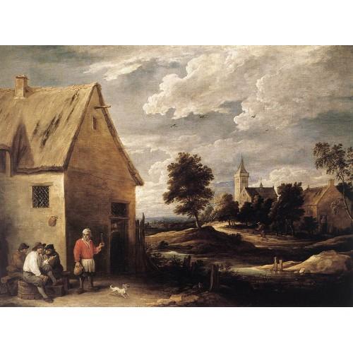 Village Scene 1