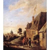 Village Scene 2