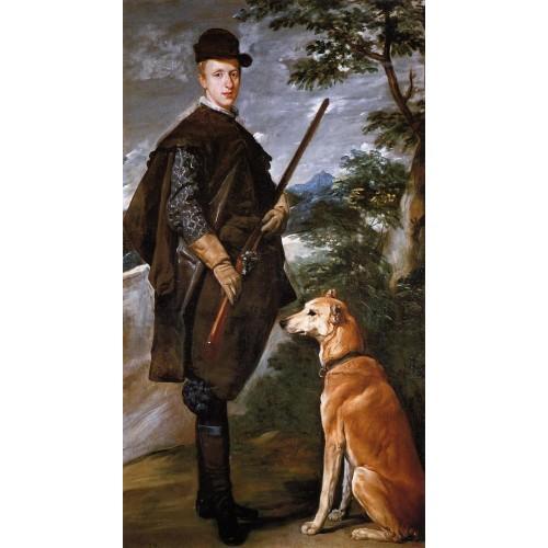 Cardinal Infante Don Fernando as a Hunter